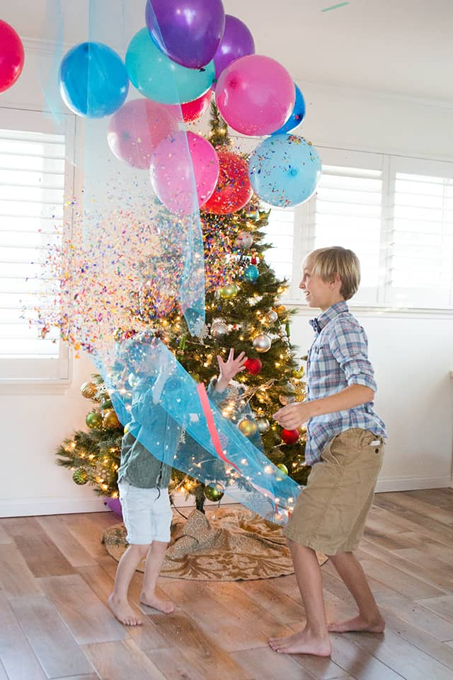 25 New Years Activities For Kids Over The Big Moon