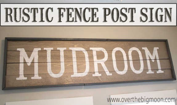 rustic-fence-post-sign