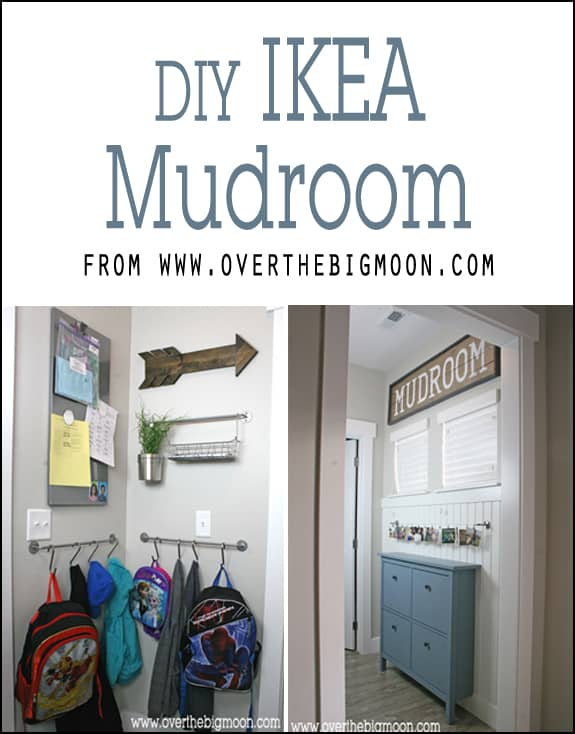 DIY-Ikea-Mudroom