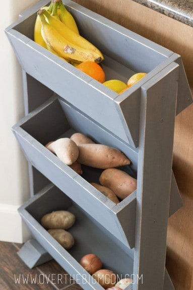 Vegetable Stand Designs : Ana white diy produce stand for under featuring