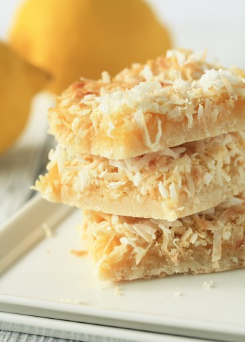 Lemon-Coconut-Bars
