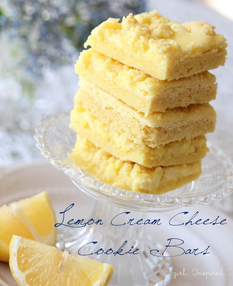 Lemon Cookie Recipe With Cake Mix And Cream Cheese