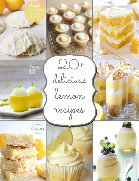 lemon recipe