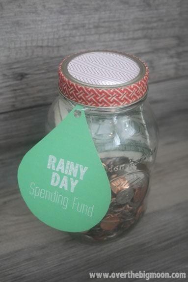 rainy-day-spending