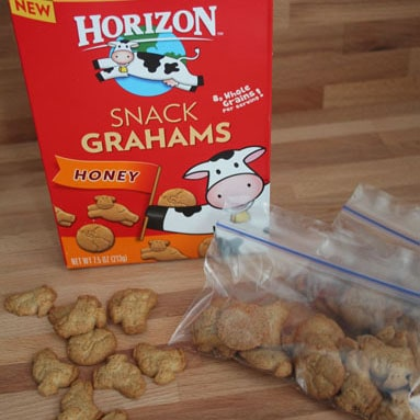 A to Z Snack Time Solutions w/ Free Printable