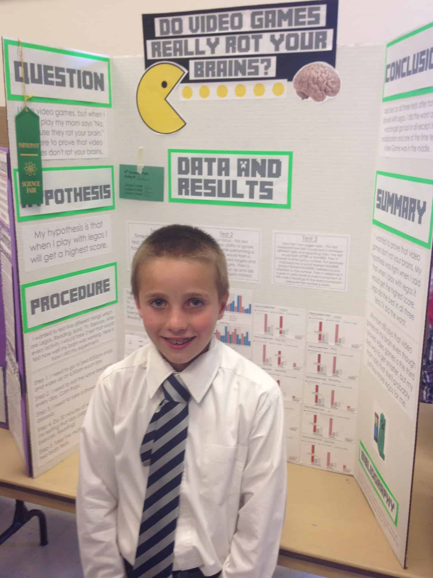 science fair projects project winning games rock rot board funny brain game experiments really boards activities overthebigmoon awesome brains kid