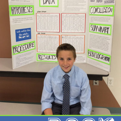 How to Rock your Science Fair Project