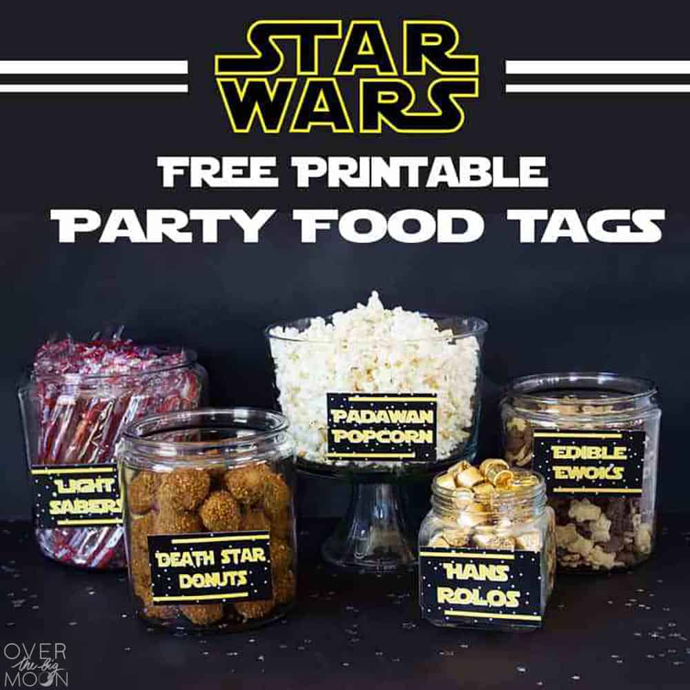 Star Wars Party Food Recipes