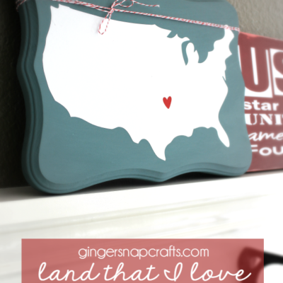 Land that I Love Wall Art