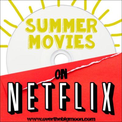 Summer Movies on Netflix | Over the Big Moon