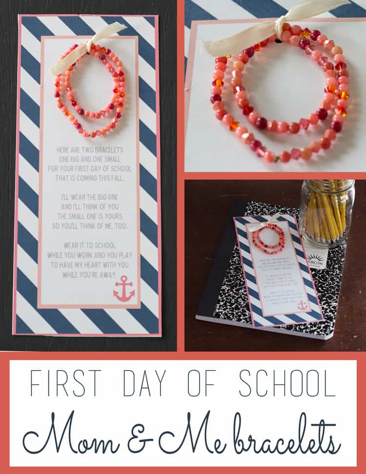 First Day Of School Crafts For Pre K
