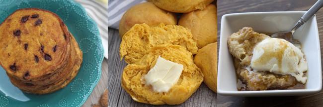 Tasty Fall Recipes - www.overthebigmoon.com