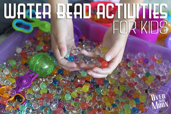 Moon Twilight Resources Creative Pre Made: Water Bead Activities For Kids