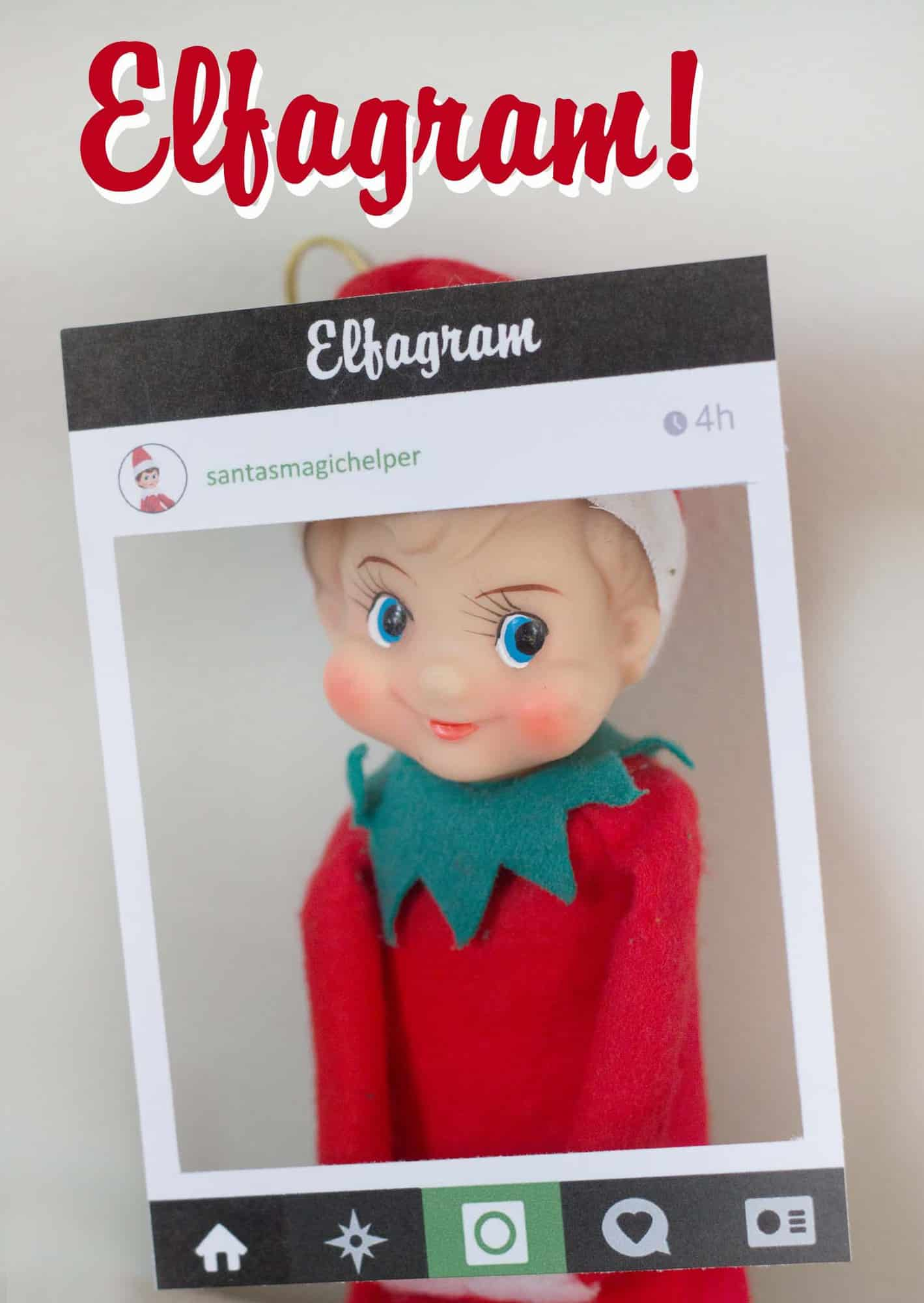 The Ultimate Christmas Elf Book Of Ideas And Printables
