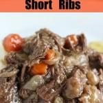 final short ribs