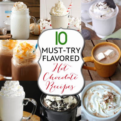 10 Must-Try Flavored Hot Chocolate Recipes