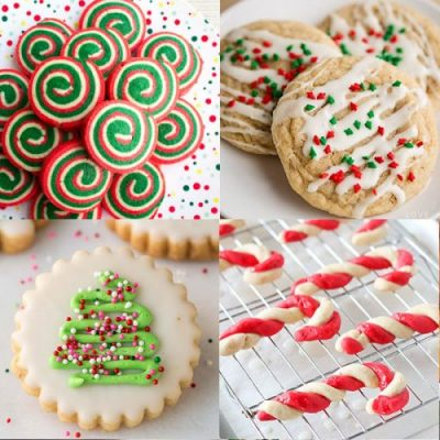 50+ Christmas Cookie Recipes for Santa