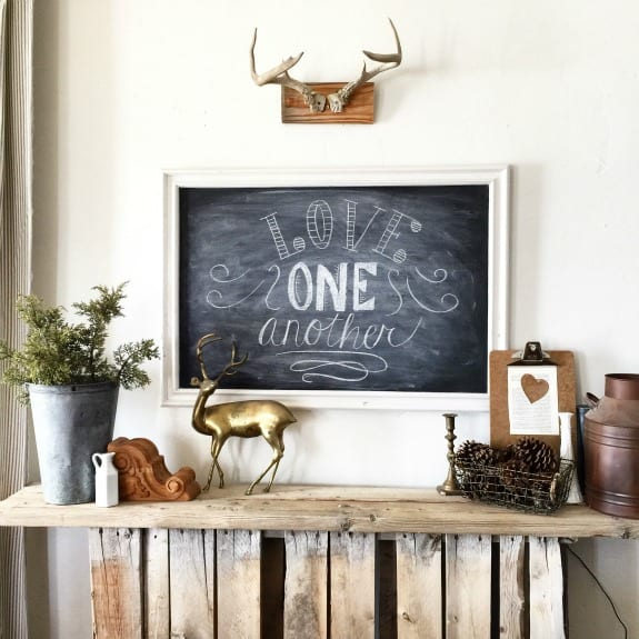 Decorating With Clipboards