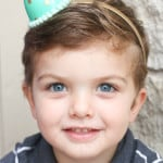 Easter Egg Party Hat Headbands Tutorial - these are so fun for Easter! Found at www.overthebigmoon.com!