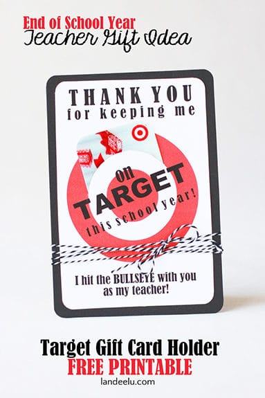 10 Teacher Approved Teacher Appreciation Gift Ideas! This has some great ideas! From www.overthebigmoon.com!