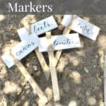 DIY garden markers 12