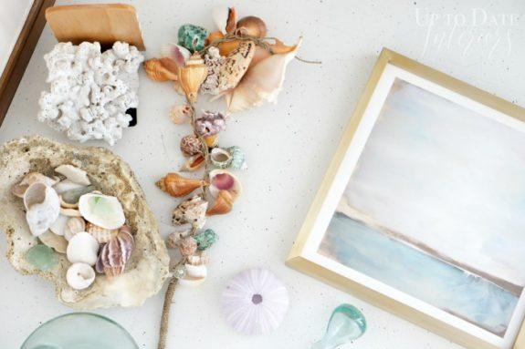 seaside decorating accessories