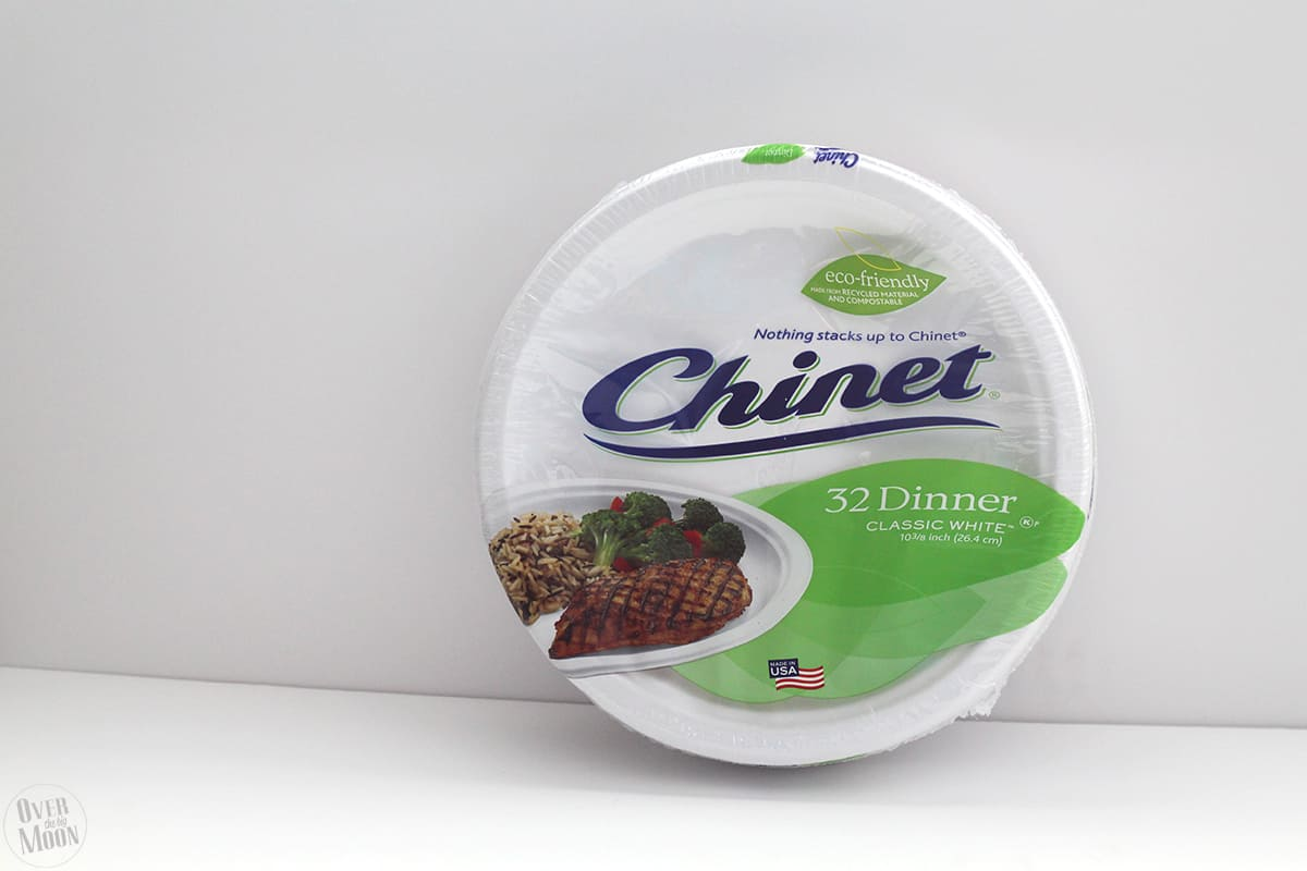 chinet paper plates Heavy-duty, disposable, and stylish what more could you ask for browse all of our premium paper and plastic plates that are perfect for any occasion.