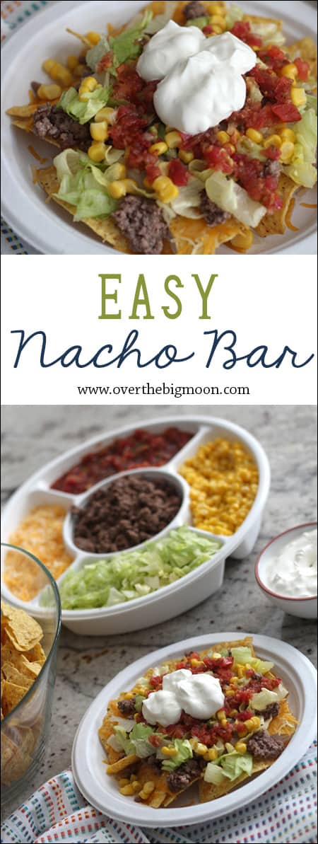 Merveilleux Easy Nacho Bar  This Is The Perfect Lunch For A Small Group Or Workplace!
