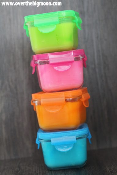 finger-paint-containers