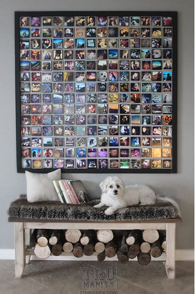 10 Awesome Ways To Display Your Instax Or Instagram Photos