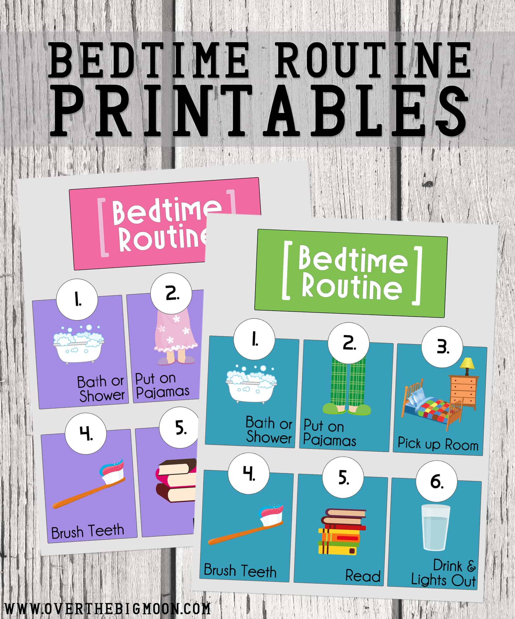 bedtime-routine-printables