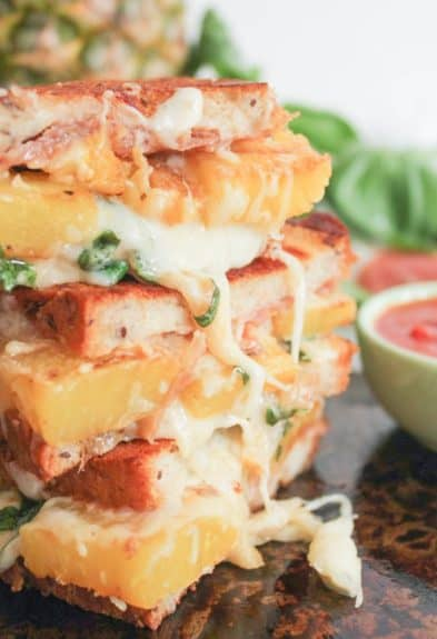 hawaiian-grilled-cheese-with-grilled-pineapple-prosciutto-and-basil2