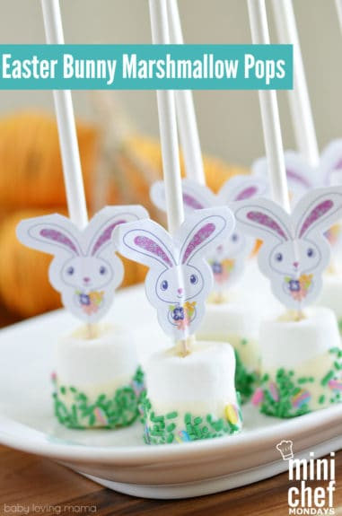 25 No Bake Easter Treats Over The Big Moon