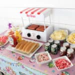 How to Have a Simple Kids Birthday Party - Shopkins Party   www.overthebigmoon.com