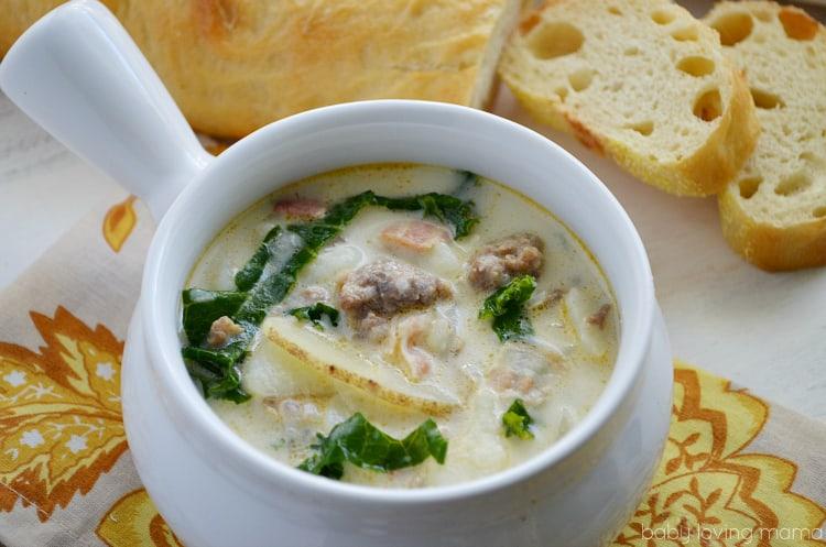 Restaurant Food Recipe Olive Garden Copycat Zuppa Toscana