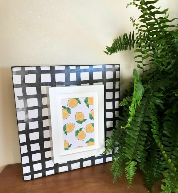 DIY Wooden Frame