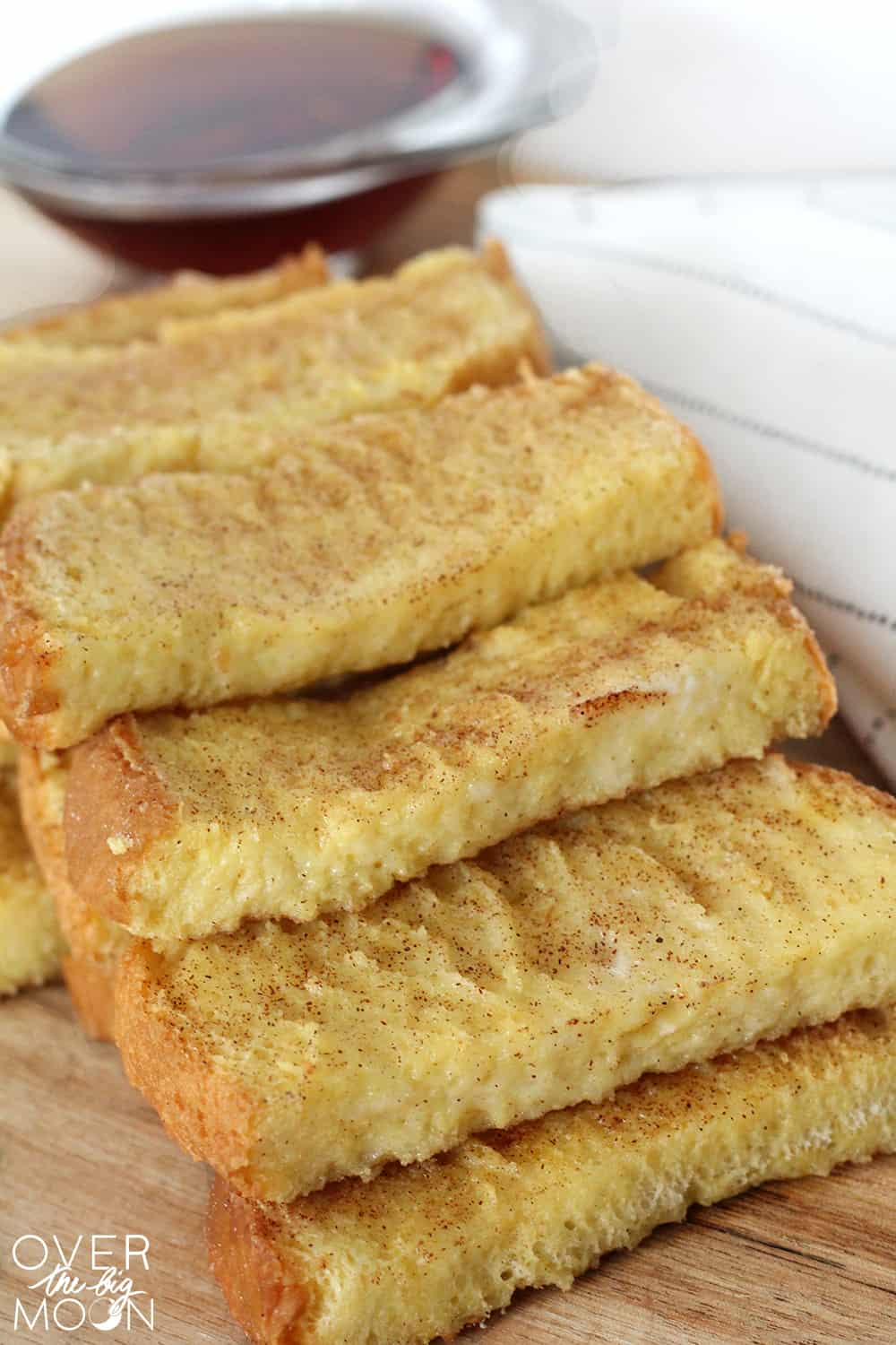 Easy baked french toast sticks easy baked french toast sticks my kids love these plus ill ccuart Images