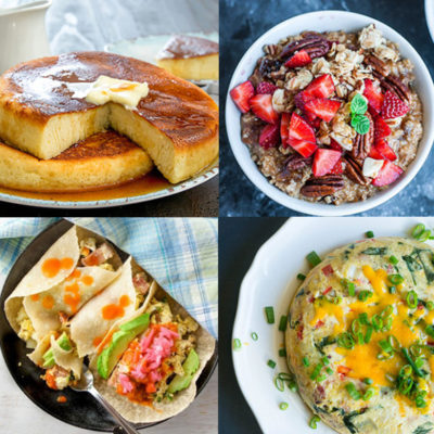 25 Must-Try Instant Pot Breakfast Recipes