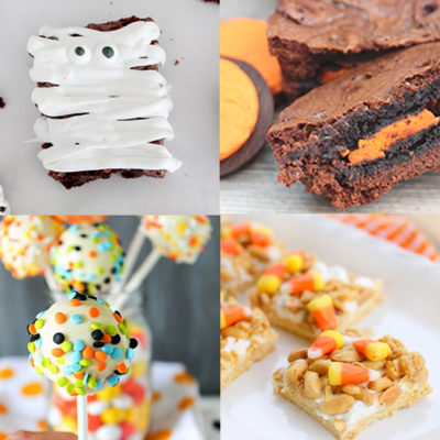 Check out 25 of the Tastiest Halloween Treats out there! You'll want to look at this list before planning or attending your next Halloween party! From www.overthebigmoon.com