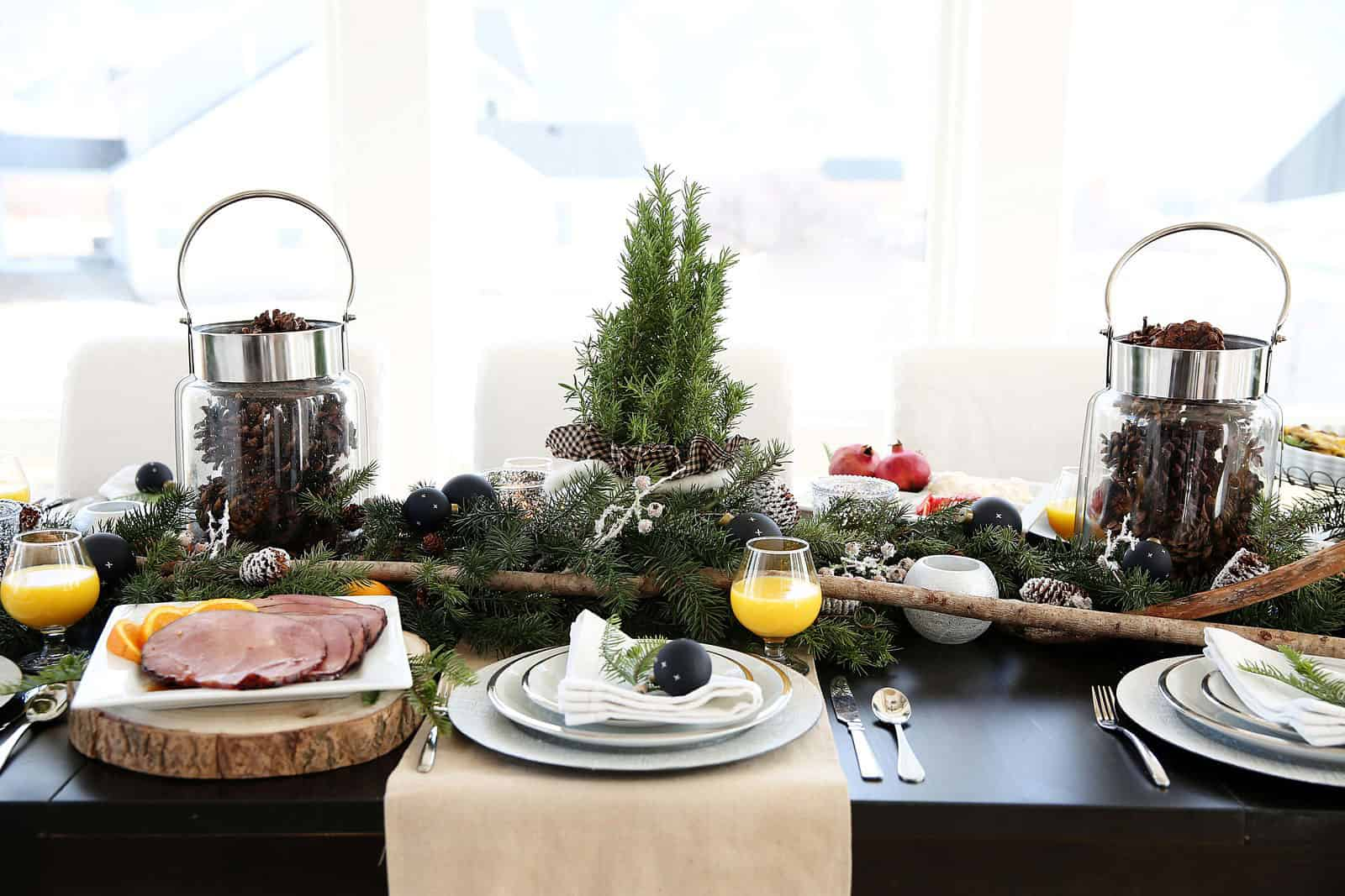 Christmas Brunch Menu Ideas - Over the Big Moon