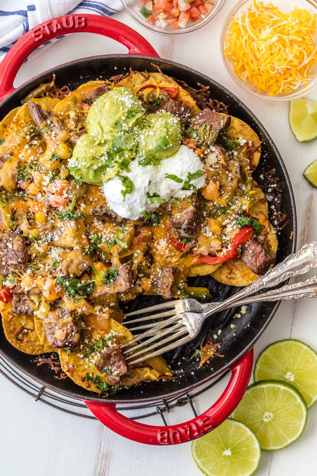 25 Must Try Nacho Recipes | Over the Big Moon