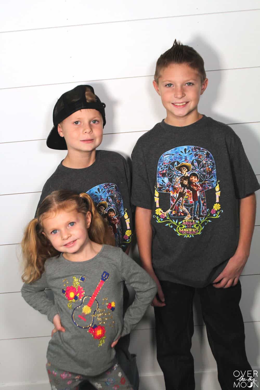 Disney Pixar Coco Clothes at Kohl's - they're all so cute and in all sizes! From overthebigmoon.com!