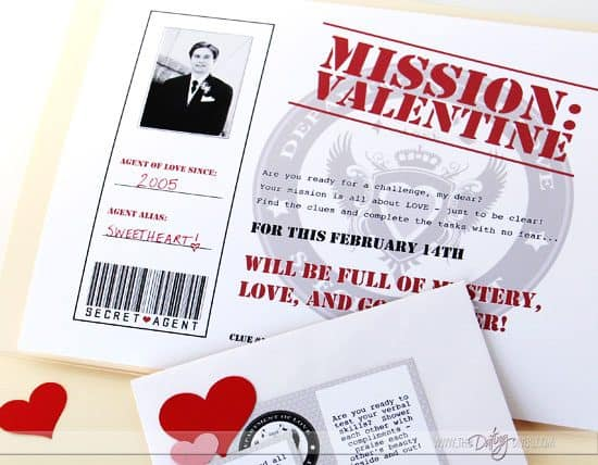 Dating divas valentines day scavenger hunt
