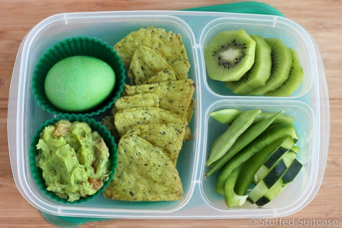 St Patrick S Day Green Food Ideas Over The Big Moon
