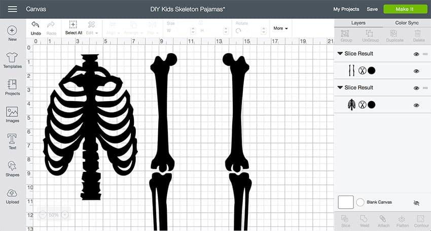 Skeleton Design Space File from overthebigmoon.com!