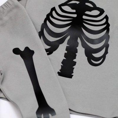 DIY Halloween PJ's! From overthebigmoon.com!