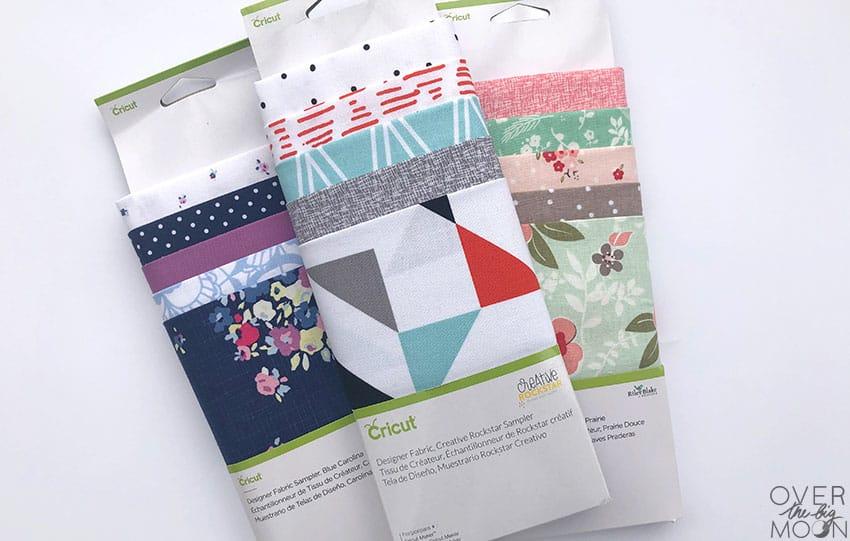 Designer Fabrics from Cricut