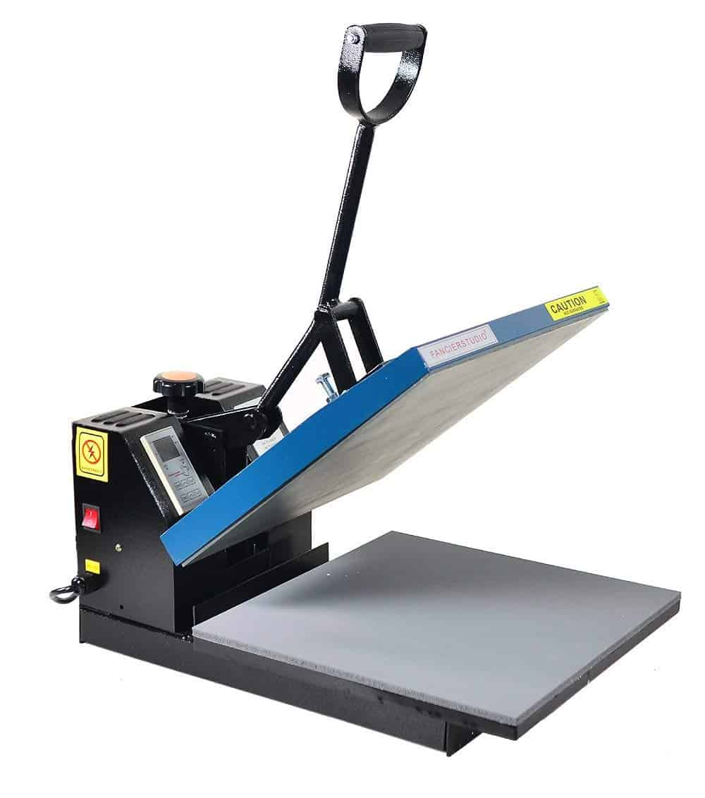 Heat Press purchased from Amazon for comparison post!