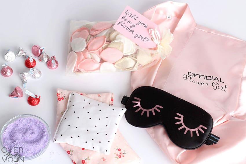 Flower Girl Gift Idea