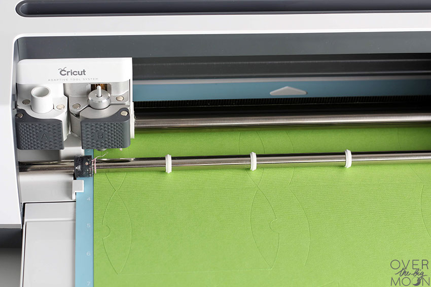 Cricut Maker Scoring Cardstock